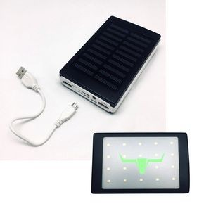 20,000 mAh Large Efficient Solar Powerbank